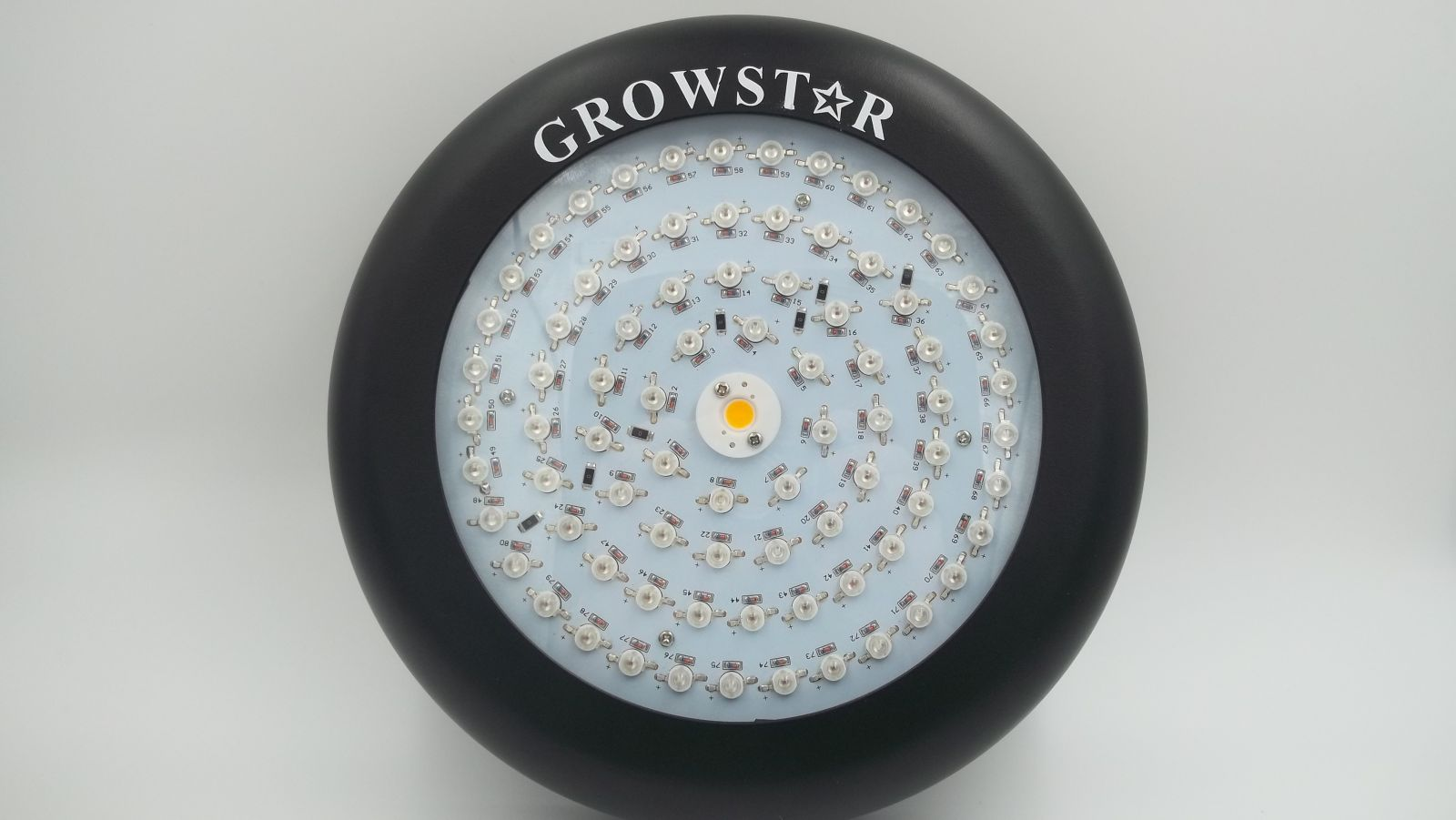 Growstar 300watt UFO LED Grow Light