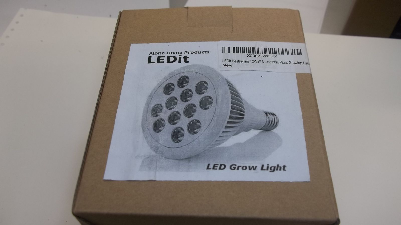 LEDit Grow Light
